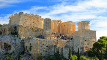 Flüge nach Athen