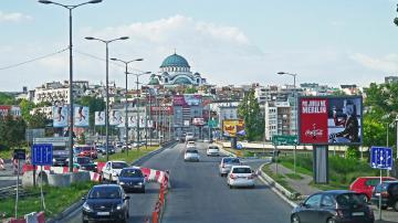 Flüge nach Belgrad