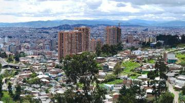 Flüge nach Bogota