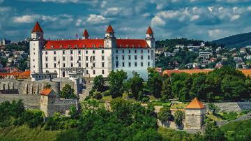 Flüge nach Bratislava