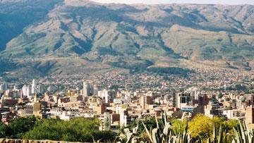 Flüge nach Cochabamba