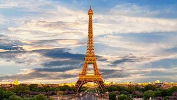Flüge nach Paris