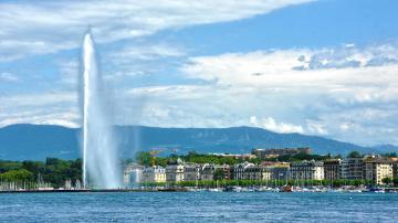 Flüge nach Genf