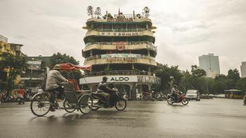 Flüge nach Hanoi