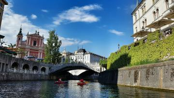 Flüge nach Ljubljana