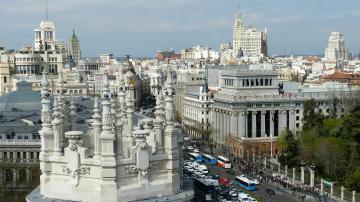 Flüge nach Madrid