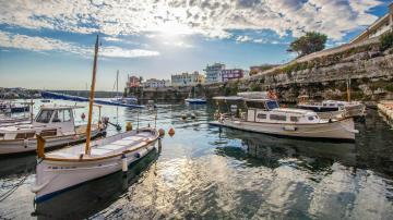 Flüge nach Menorca