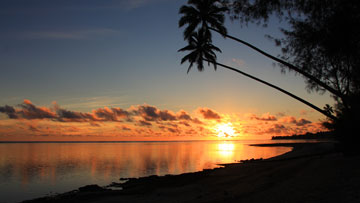 Flüge nach Rarotonga