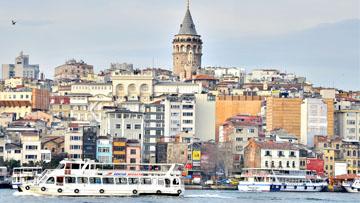 Flüge nach Istanbul-Sabiha
