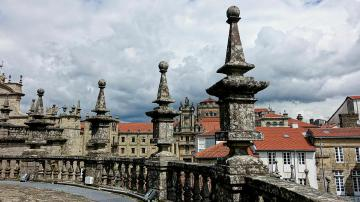 Flüge nach Santiago de Compostela