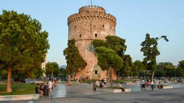 Flüge nach Thessaloniki