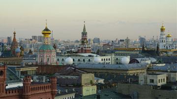 Flüge nach Moskau