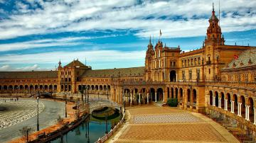 Flüge nach Sevilla