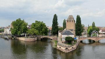 Flüge nach Straßburg