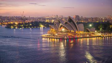 Flüge nach Sydney