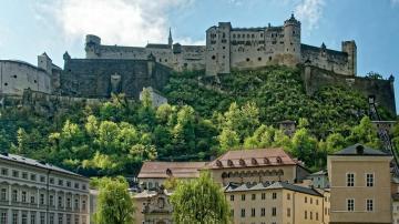 Flüge nach Salzburg
