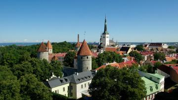 Flüge nach Tallinn