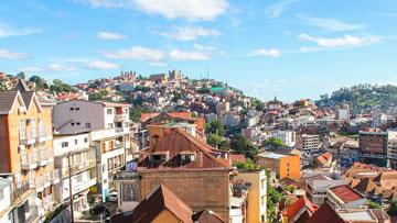 Flüge nach Antananarivo