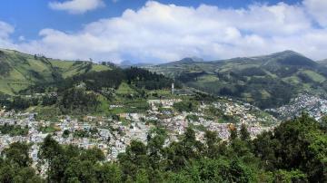 Flüge nach Quito