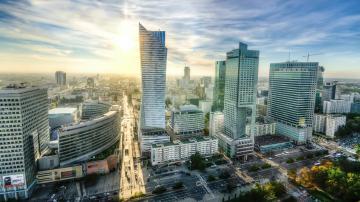 Flüge nach Warschau