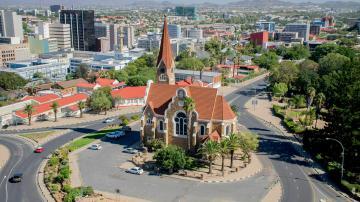 Flüge nach Windhoek