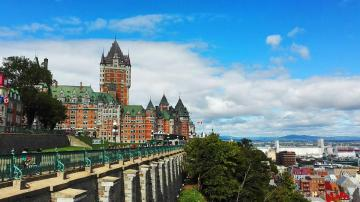 Flüge nach Quebec