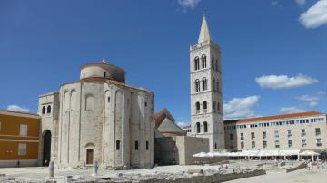 Flüge nach Zadar