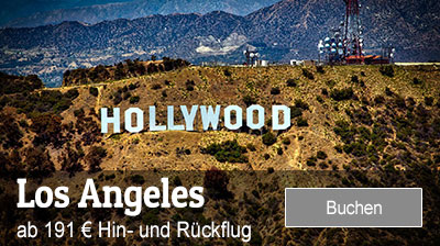 Flug nach Los Angeles